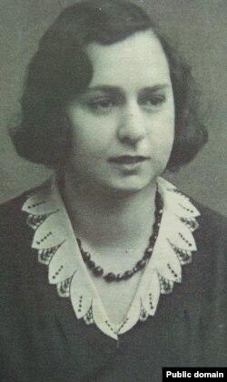 Натальля Арсеньнева, 1935 год