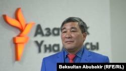 Рыскельды Момбеков