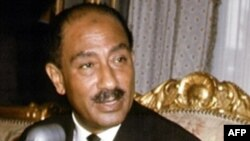 انور سادات، رییس جمهوری پیشین مصر