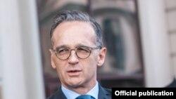 Германскиот министер за надворешни работи Хајко Мас