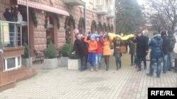 День Соборності України у Рівному, 22 січня 2015 року