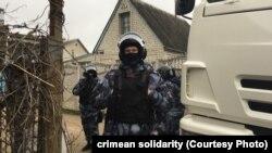 Обшуки в Криму 27 березня 2019 року