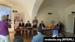 Скарынаўскі дзень у Празе ў 20 здымках