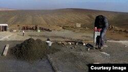 Hacıqabuldakı hidrotexniki qurğu
