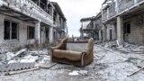 Широкине. Залишки селища, яке зруйнували проросійські сили