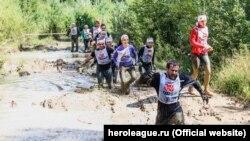 Забег «Гонка Героев», Крым, архивное фото