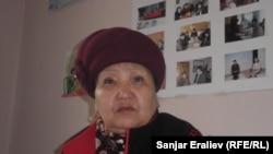 Дарийка Асылбекова.