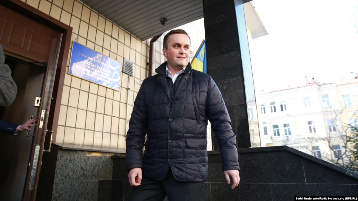 Холодницкий: в марте-апреле надо ставить точку в производство Гладковского и Дубневича