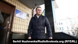 Голова Спеціалізованої антикорупційної прокуратури Назар Холодницький