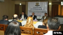 Iraq - Arbil - Elections