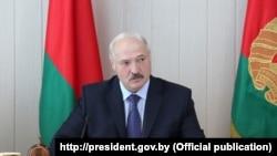 Беларус президенти Александр Лукашенко.