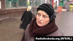 Жителька Донецька каже, що за ковбасою їздила на неокуповану частину України