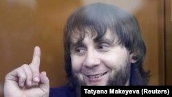Заур Дадаев, один из осужденных по делу об убийстве Бориса Немцова.