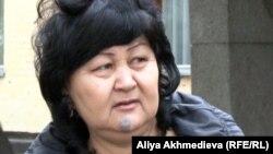 Сайра Мухаметшина, бабушка спасенных детей.