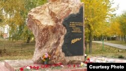 Памятник жертвам политических репрессий, село Первомайское