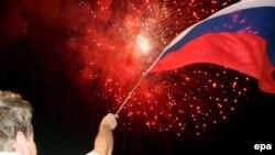 Сочи празднует победу в борьбе за право провести Олиммпиаду 2014 года