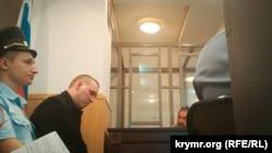 Олексій Чирній у суді
