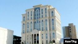 Новое здание Центризбиркома Азербайджана
