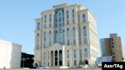 Mərkəzi Seçki Komissiyasının binası