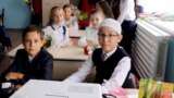 Tatarstan -- 1 September, start of term at International School of Kazan,