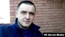 Польский журналист Томаш Мацейчук.