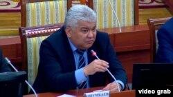 Орозбек Опумбаева.
