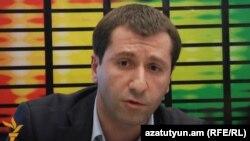 Օմբուդսմեն Կարեն Անդրեասյանը «Ազատություն» ռադիոկայանի երեւանյան ստուդիայում