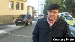 Дасьледчык архіваў СБУ Ўладзіслаў Ахроменка