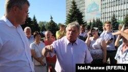 Бывший глава Ульяновска Сергей Панчин