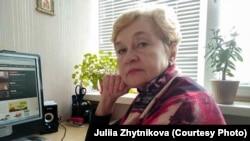 Юлия Житникова