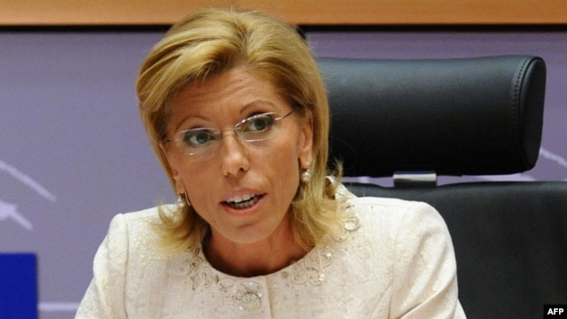 Bulgarian Foreign Minister Rumiana Jeleva also resigned from her ministerial post.