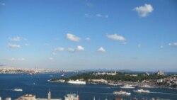 Канал к Черному морю | Крымский вопрос