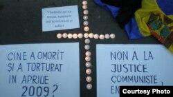 Comemorarea victimelor de la 7 aprilie 2009 la Paris