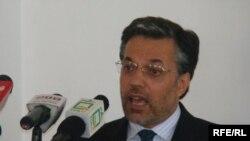 محمد یونس قانونی معاون رئیس جمهور پیشین افغانستان