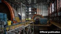 Камнеобрабатывающий завод в Техуте