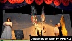 مهرجان المسرح النسوي في البصرة