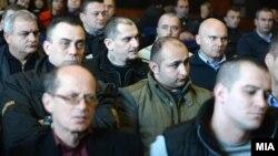 "Судски процес против обвинетите за ""Диво насеље"""