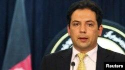 وحید عمر مشاور مطبوعاتی رئیس جمهور افغانستان