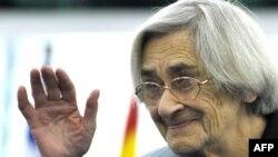 Елена Боннер, 2008 год