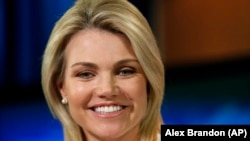 Heather Nauert, imagine de arhivă