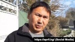 Сейит Атамбаев.