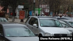 The Moldovan government has placed controversial restrictions on foreign-registered cars in the country.