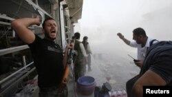Pobunjenici kod Aleppa