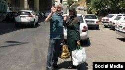 فیضالله عربسرخی، قبل از معرفی خود به زندان اوین