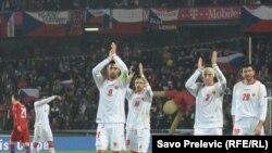 Kvalifikacije za EP 2012.: Češka - Crna Gora