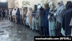 احمدی: حدود ۱۳۰۰ طالب مسلح در کندهار به پروسه صلح پیوستهاند