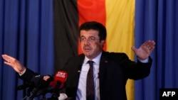 Міністр економіки Туреччини Ніхат Зейбекджі