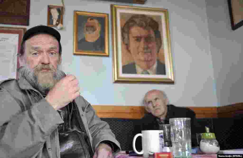 Nebojša Jevrić i Dragutin Kovijanić