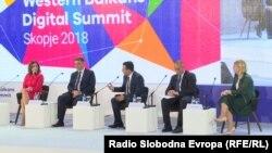 Прв Дигитален самит за Западен Балкан, чиј домаќин е Македонија