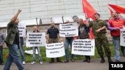 Rossiya bo'ylab muhojirlarga qarshi jazava avj olib borayotgani rus ziyolilari nazaridan chetda qolmoqda.